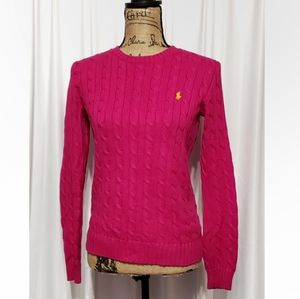 Ralph Lauren Sport Crew Neck Sweater